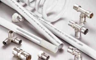 Трубы металлопластиковые и фитинги